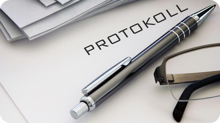 Dokumentation und Prüfprotokoll DGUV V3 BGV A3