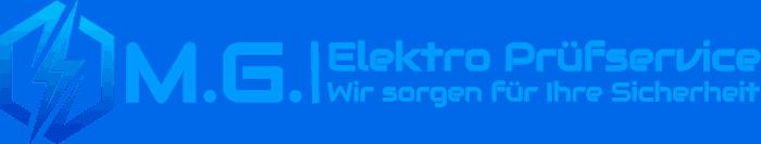 MG Elektro Prüfservice Firmenlogo_Transparent