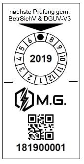 Prüfetikett-MG-Elektro-Prüfservice