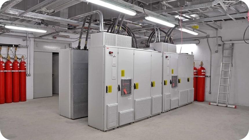 Prüfung von elektrischen Anlagen nach DIN VDE 0105-100